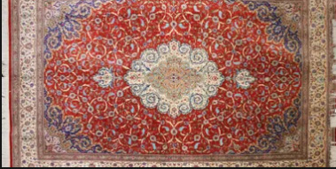area rug types - persian rugs
