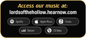 Lords Of The Hollow music can be found here.