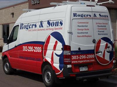 Service Van Image