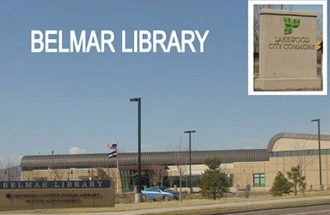 Belmar Library Project Image