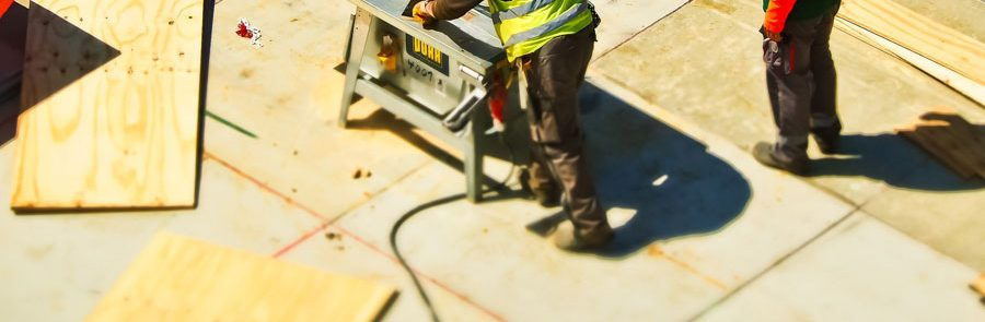 Construction Service Technician Job Image