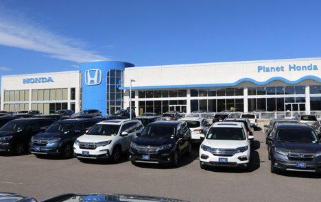 Planet Honda Image