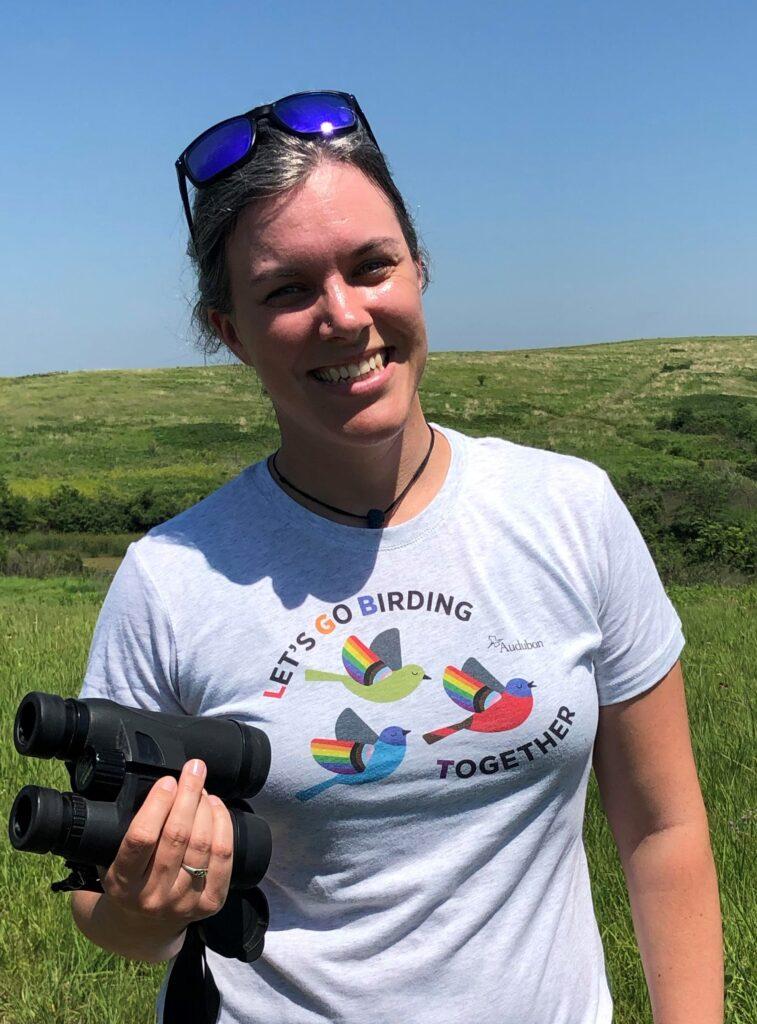 Freya McGregor, Birdabiblity Coordinator