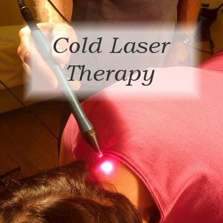 Cold laser therapy decrease inflammation fibromyalgia fatigue sleep challenges stomach bloating digestive disorders chronic pain health and wellness center Peoria AZ 85382