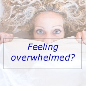 anxiety overwhelm frustration brain concussion confusion depression Peoria AZ Health and Wellness Chiropractor 85382