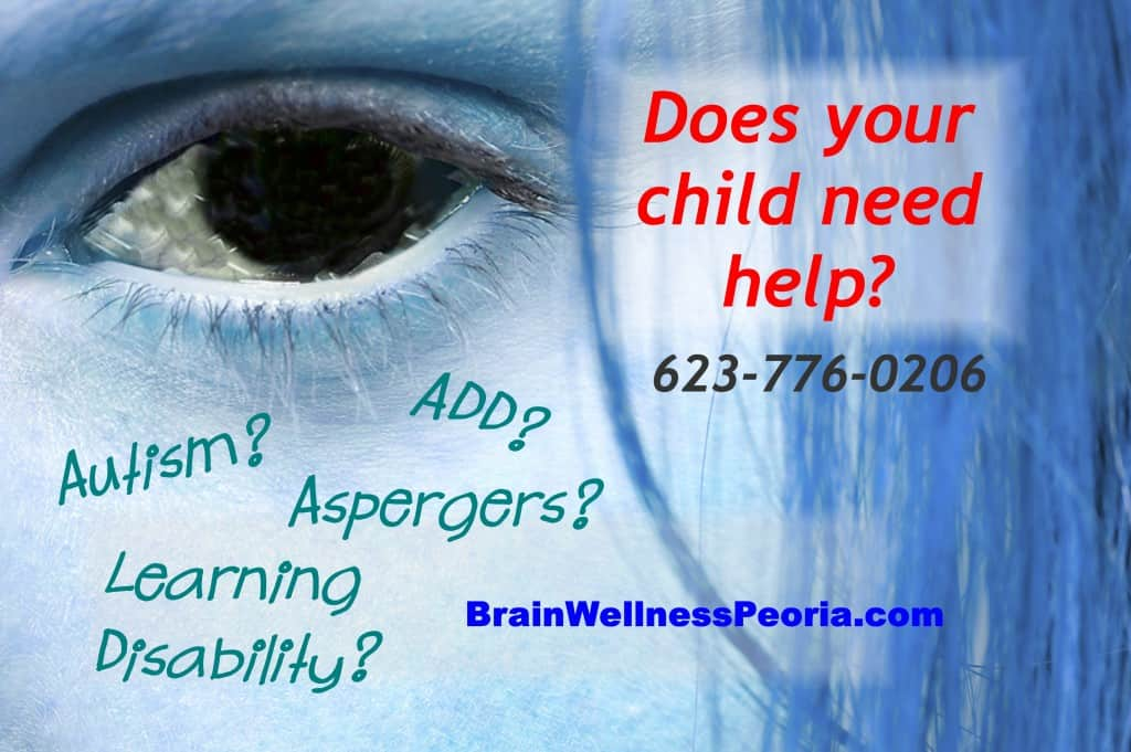 autism Asperger's Syndrome learning diability unable to focus anxious nervous aniety sleep challenges child needs help