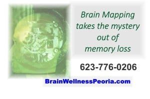 memory loss brain mapping brain toxicity attention deficit disorder ADD ADHD autism Asperger's Syndrome post concussion syndrome