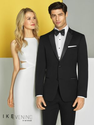 IKE BEHAR EVENING 'PARKER' TUXEDO