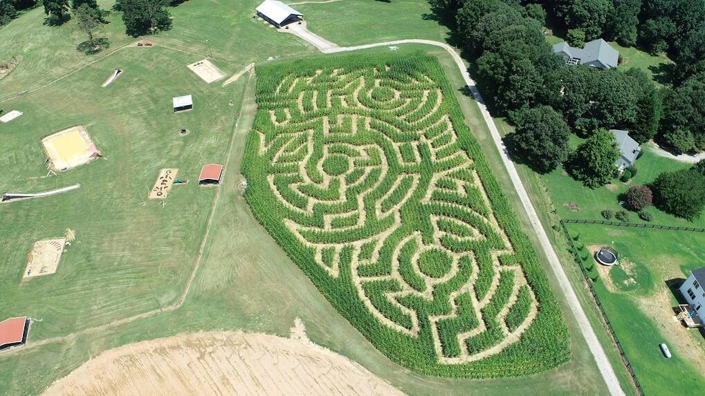 http://www.warbingtonfarms.com/corn-maze/