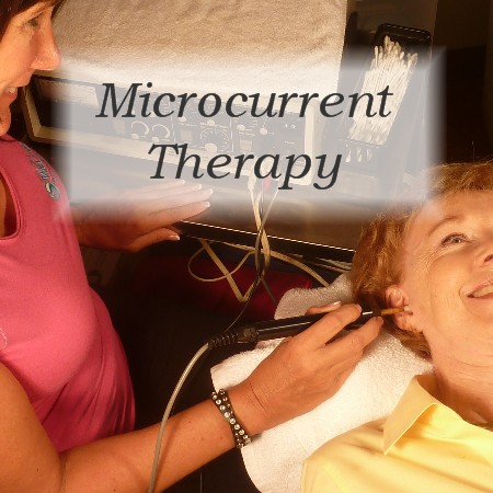 Microcurrent therapy