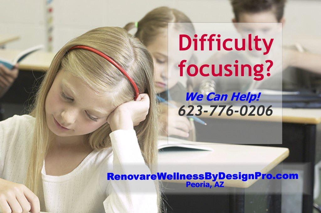 RWBD difficulty focusing learning disability autism ADD ADHD Asperger's Syndrome nutrition wellness