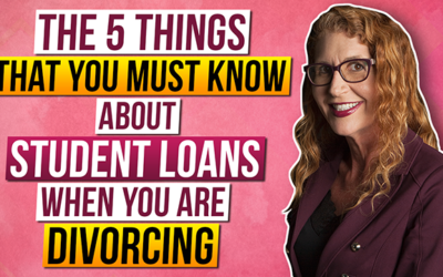 The 5 Things You MUST Know About Student Loans