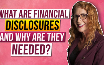 What are Financial Disclosures and Why are They Needed?
