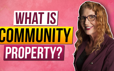What is Community Property?