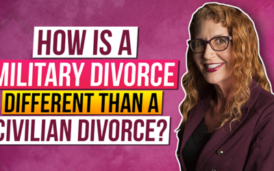 How is a Military Divorce Different from a Civilian Divorce?
