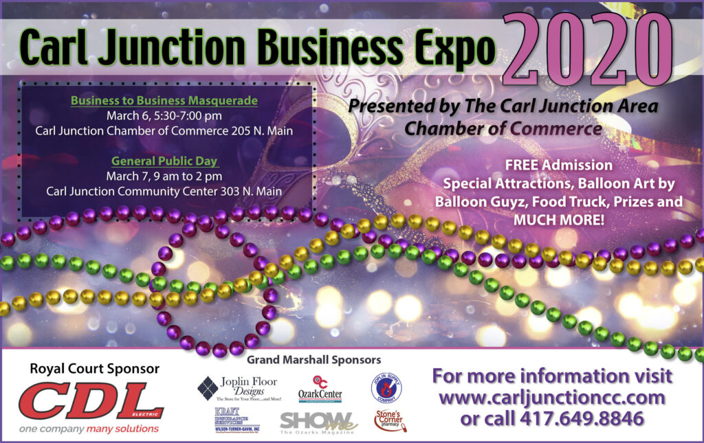 Business Expo Business to Business @ CJ Chamber