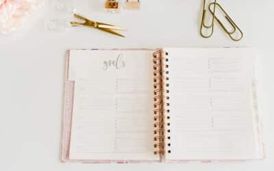 Three Tips for Better Goal Setting