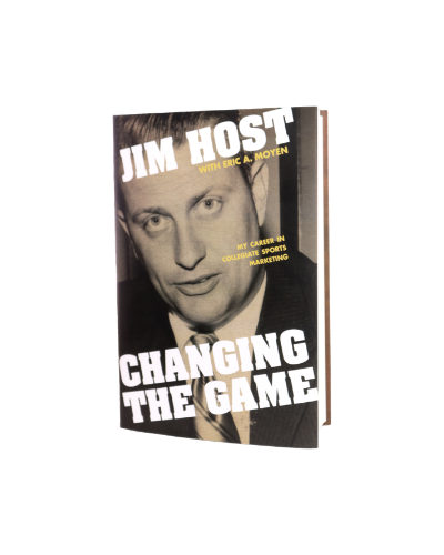 Want a wild UK coaching search story? Jim Host's new book reveals a doozy.