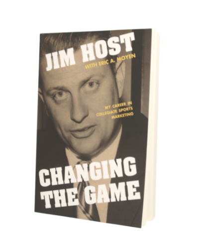 Changing The Game by Jim Host, Paperback