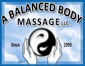 A Balanced Body Massage Logo