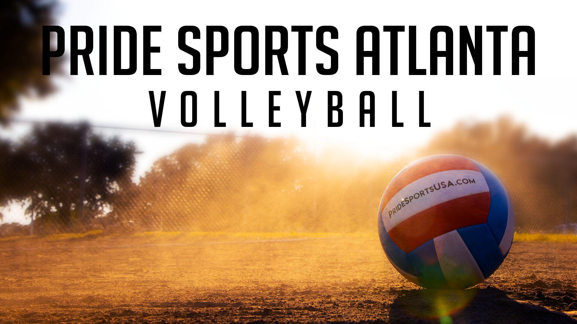 Pride Sports Atlanta Volleyball
