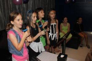 kids karaoke events