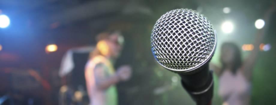 karaoke for night club