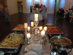 buffet toulouse gourmet catering wedding caterer new orleans