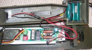 Atlas MP1500 inside