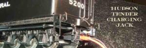 Brass HudsonTenderChargingJack