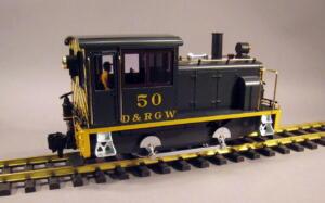 LGB 2063 #50 D&RGW