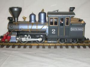 LGB 21252 Forney South Park
