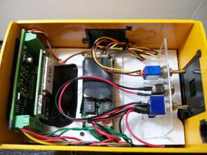 LGB Trailer Car RailLinx 6 amp