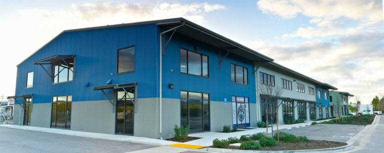 steel buildings Paso Robles