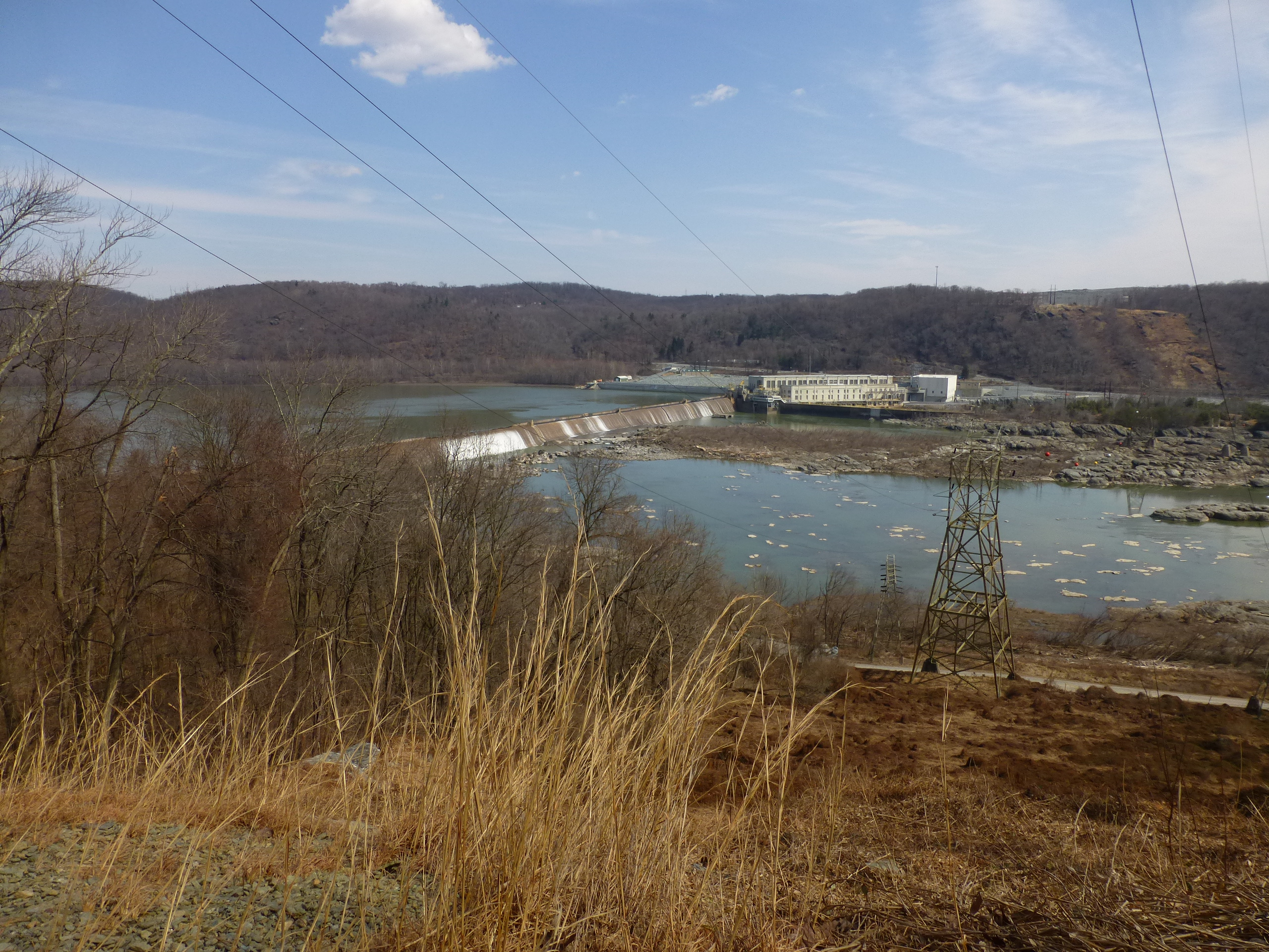 Holtwood Dam 3/22