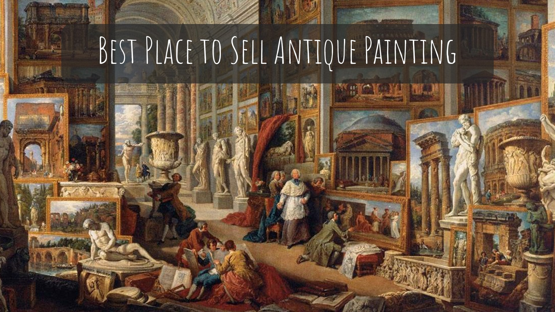 Antique Paintings-AAB