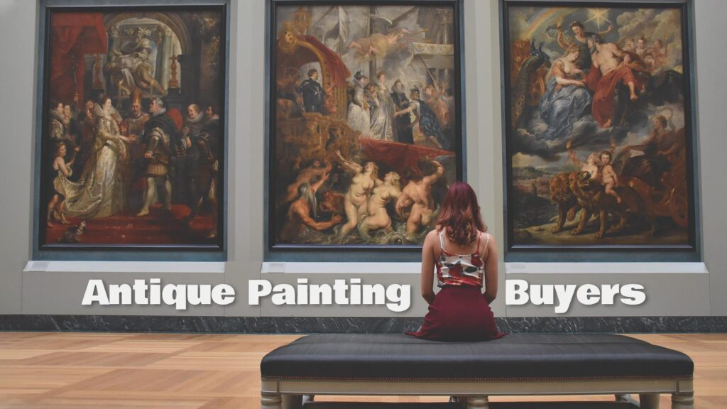 Antique Painting Buyers