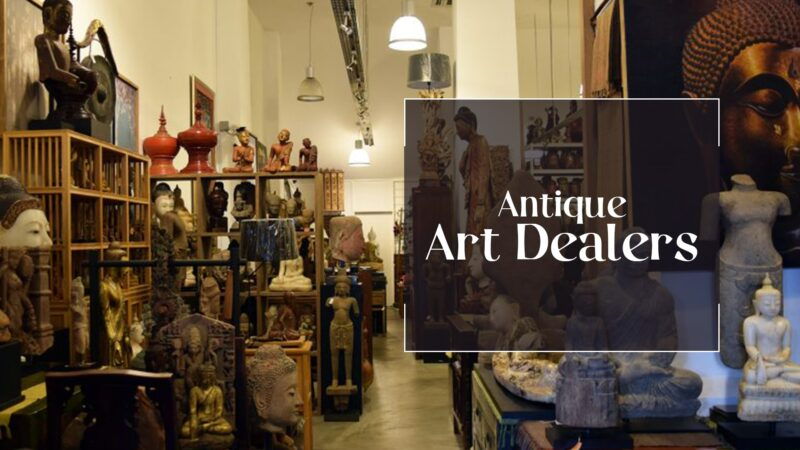 Antique Art Dealers- AAB