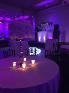 flowers wedding reception new orleans