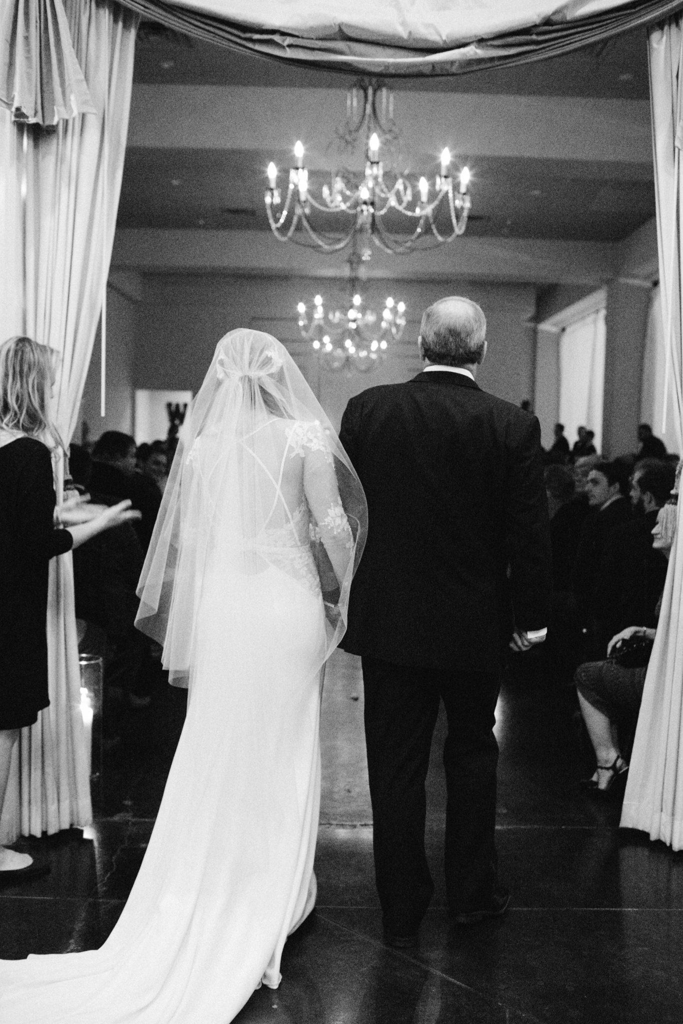 wedding new orleans bride