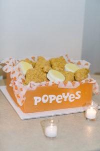 new orleans wedding grooms cake
