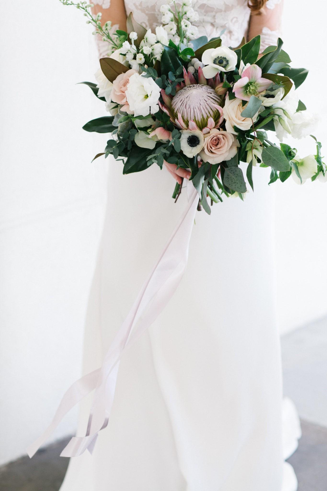 New Orleans wedding flowers