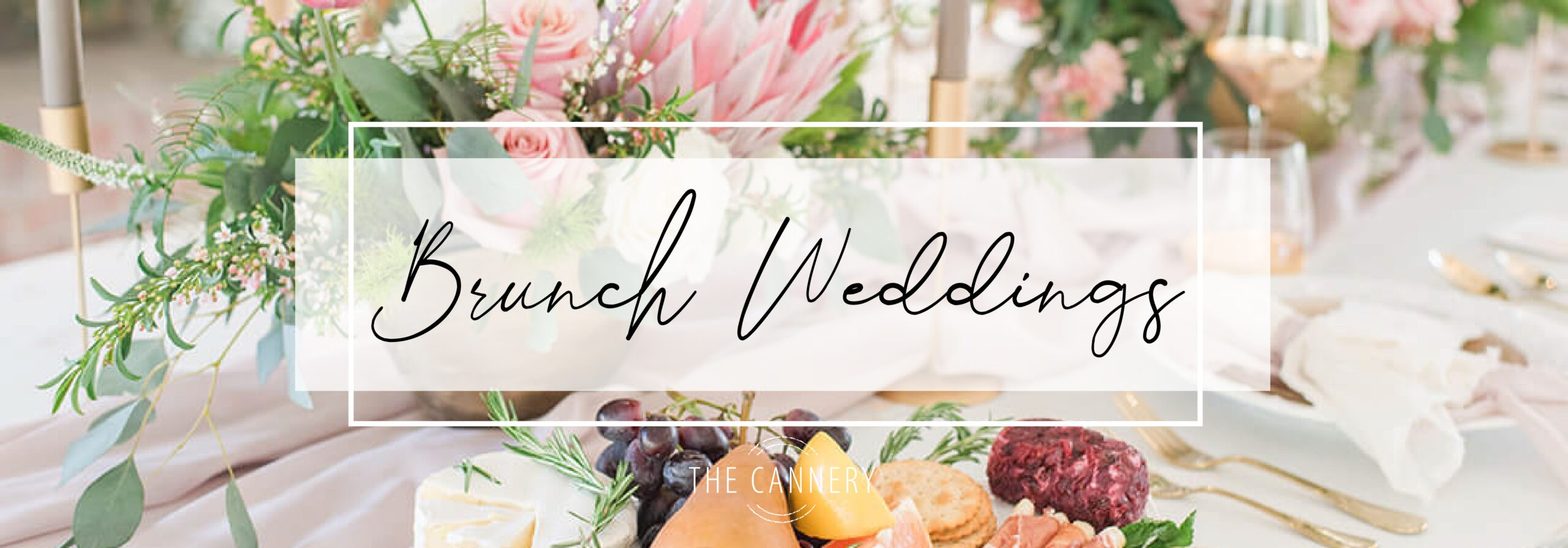 Brunch Weddings!