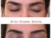 Muse Studios Hair and Makeup Artistry Washington DC, Virginia, Maryland Eyebrow Shaping 4