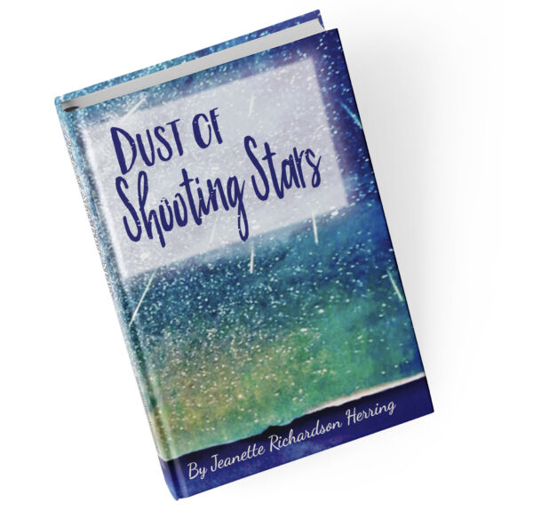 Dust of the Shooting Stars
