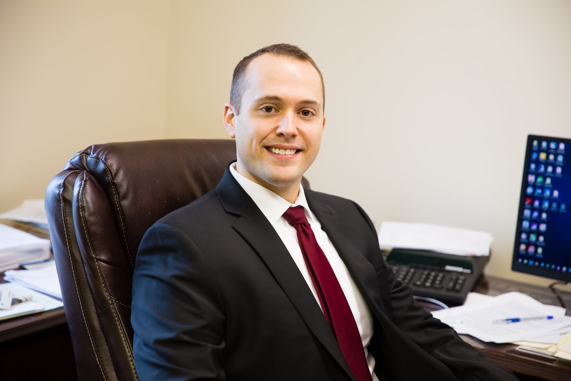 Michael K. Warne, CPA, MST - Manager