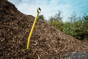 Mulch & Bark Dust Application