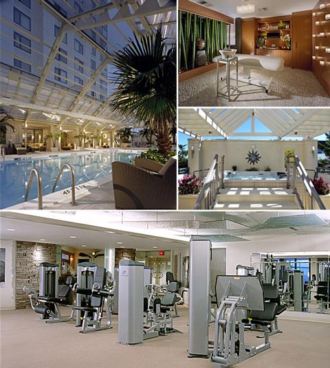 amenities photo composite