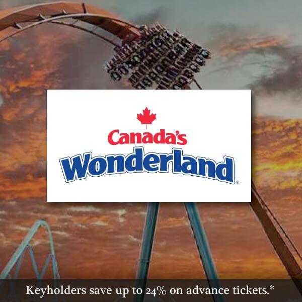Canada's Wonderland Toronto