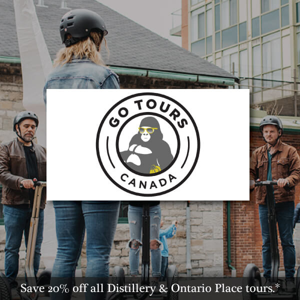 Segway Go Canada Tours Ticket Savings